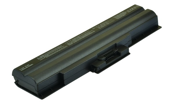 Vaio VGN-FW139NW Battery (6 Cells)