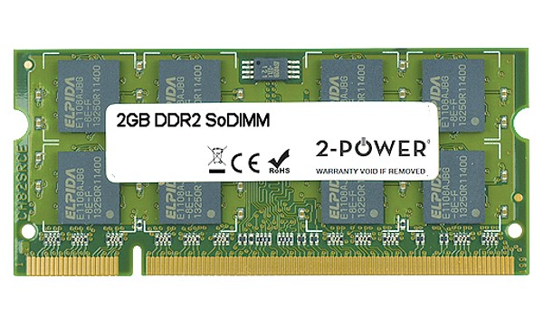 Satellite A300-1EC 2GB DDR2 667MHz SoDIMM