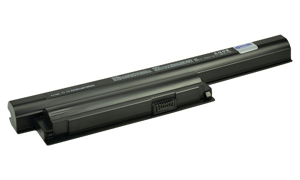 VAIO E Series SVE1712V1E Battery (6 Cells)