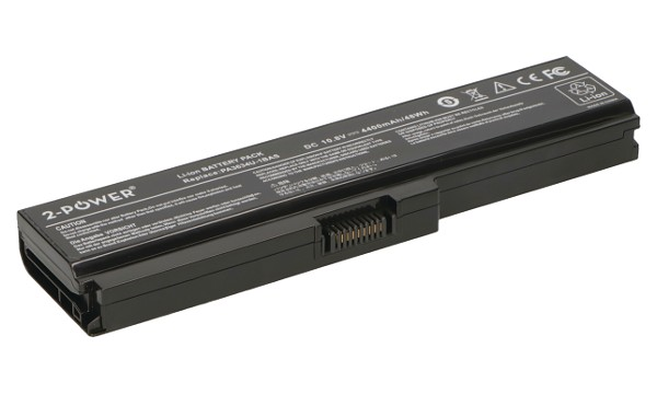 Satellite Pro C660-21T Battery (6 Cells)