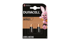 Duracell 12V Security Battery 2 Pack
