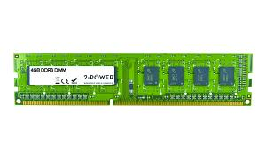 SNPVT8FPC/4G 4GB MultiSpeed 1066/1333/1600 MHz DIMM