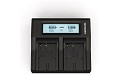 ZR-70MC Canon BP-511 Dual Battery Charger